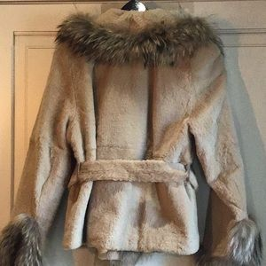 Dino Gaspari Jackets & Coats - Dino Gaspari genuine fur coat
